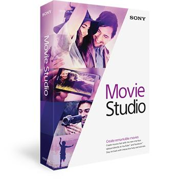 Movie Studio 13 from Sony