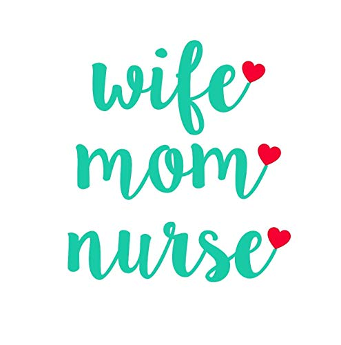 nurse decal - 5