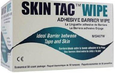 - Skin Tac™ Skin Barrier Wipe BX/50