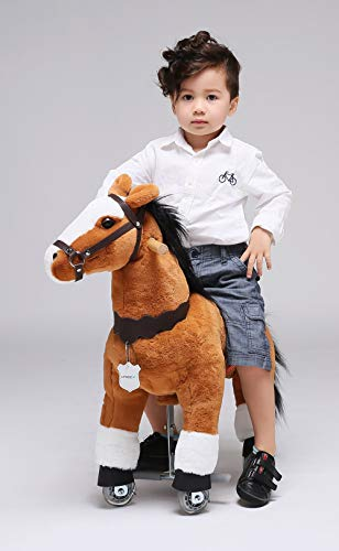 UFREE Horse Action Pony, Walking Horse Toy, Rocking