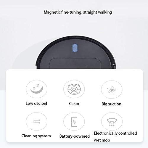 L-SLWI Désinfection Automatique de pulvérisation de Robot de Balayage, la Charge du ménage Paresseux et Machine de Nettoyage, aspirateur Intelligente