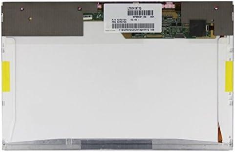 LCDOLED 14.1 LED LCD Screen B141EW05 V.4 LTN141AT15 for Lenovo ThinkPad T410