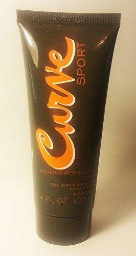 Amazon. Com: liz claiborne curve sport cooling aftershave gel for.