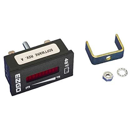 EZGO 33636G05 Vertical State of Charge Meter 48-volt [並行輸入品] B07QYHLYHT