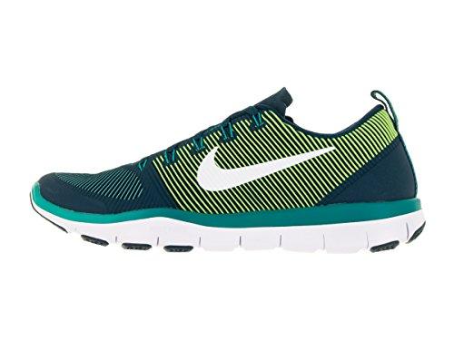 Nike Free Train Versatility, Zapatillas de Senderismo para Hombre Turquesa (Midnight Turq / White-Rio Teal-Hyper Jade)