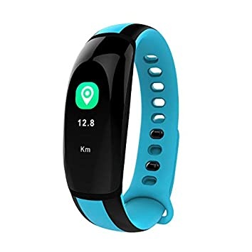 JSGJSH 2018 Pulsera Inteligente Fitness Tracker Mujeres Reloj Inteligente Hombres U8 Plus Smartwatch Pulsera Impermeable Monitor de Ritmo cardíaco Sport ...