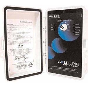 NEW GOLDLINE GLC-2P-A Solar Pool Control Package GL-235 by Hayward