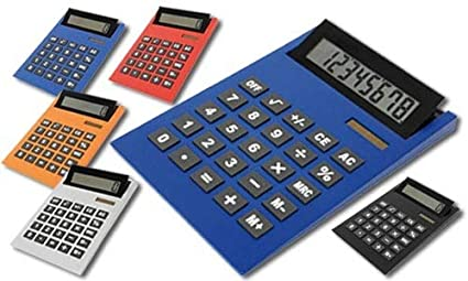 Calculadora gigante de mesa.: Amazon.es: Oficina y papelería