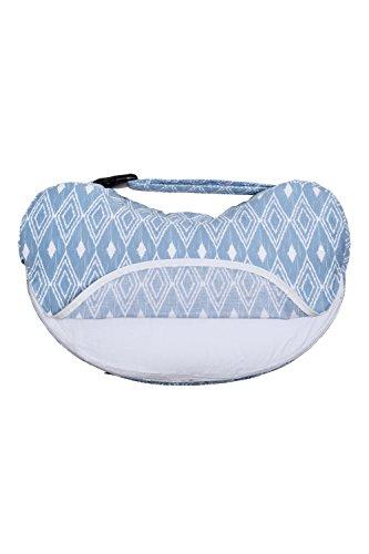 Bebe au Lait Premium Cotton Nursing Pillow Slipcover, Belize