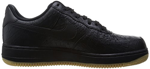 Air '07 Schwarz Lv8 Herren 1 Sneakers Nike Force SOFfPx