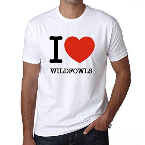 WILDFOWLS, tshirt men, animal tshirts for men, gift tshirt (Animals Wildfowl)