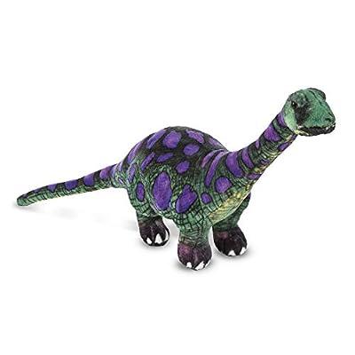 Melissa & Doug Apatosaurus: Melissa & Doug: Toys & Games