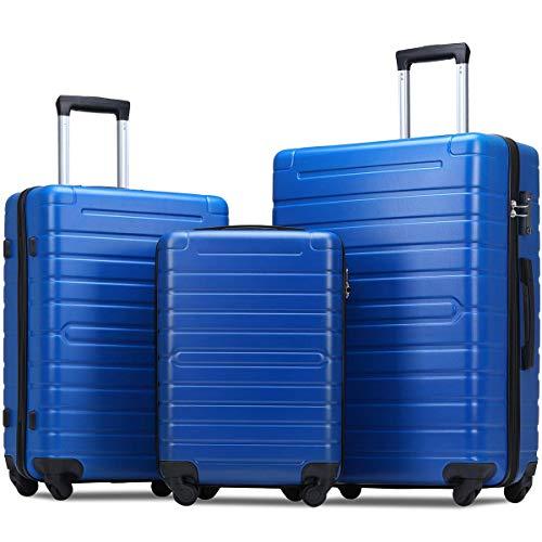 Flieks Luggage Sets 3