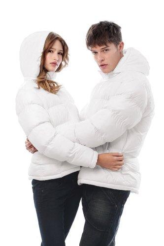 Jacket Cocoon+ / Men, Farbe:White;Größe:L