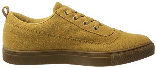 Jaune Sneaker Bianco 72 Baskets Mustard Bianco Sneaker Homme Z6xSq