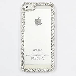 HP- Diamond Aspecto duro caso para iPhone5/5S