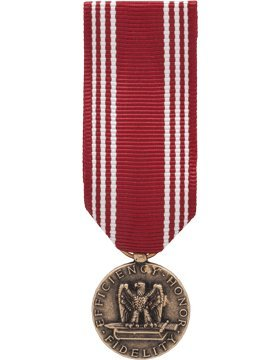(ML-M1051, Army Good Conduct (Mini Medal) MEDALS )