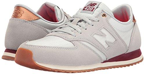 Calzado deportivo para hombre, color gris , marca NEW BALANCE, modelo Calzado Deportivo Para Hombre NEW BALANCE WL420 SCB Gris Gris