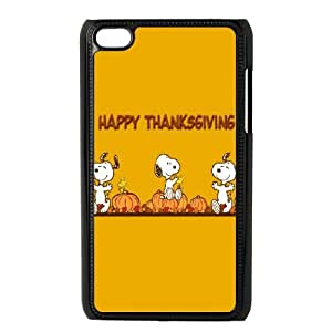 iPod Touch 4 Case Black Thanksgiving for iPhone 4S 04 GY9271692