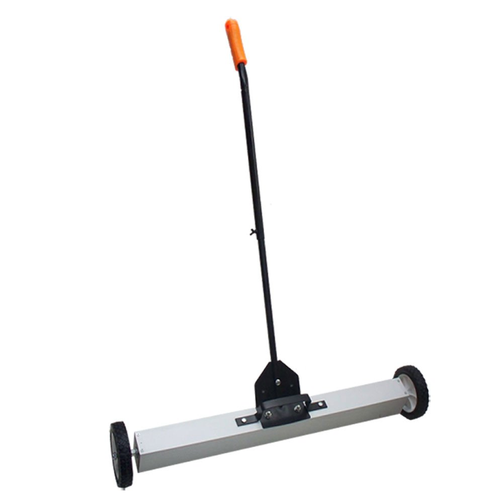 36'' Magnetic Sweeper with Wheels 30 LBS Capacity