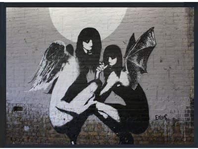 バンクシー ポスター インテリア 絵画 アート ストリート