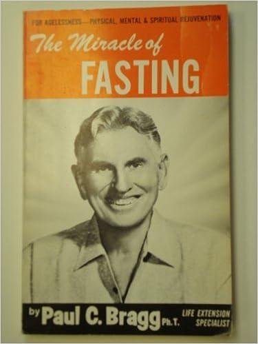 PAUL BRAGG FASTING EPUB