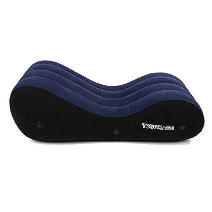 Amazon.com: Swish Inflatable Multifunctional Sofa - Yoga ...