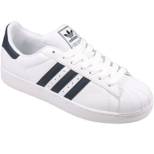 Superstar Royal Unisex Erwachsene II Sneakers Originals Weiß adidas White Collegiate wZxzq5SA