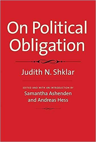 On Political Obligation Download Epub ebooks