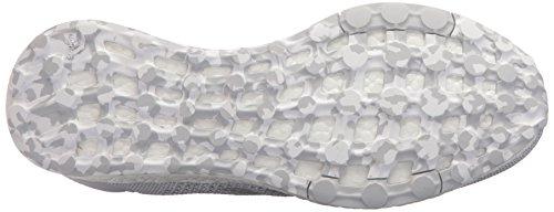 Adidas Originals Mens Pureboost Dpr Scarpa Da Corsa Bianco / Bianco / Grigio Solido Luce