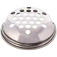 American Metalcraft 12 oz Cheese Shaker Top w/Extra Large Holes