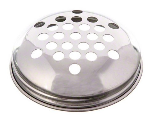 American Metalcraft (3319T) 12 oz Cheese Shaker Top w/Extra Large Holes
