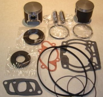 Rotax 532 Aircraft Engine Top Overhaul Piston Kit