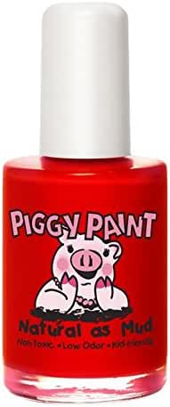 Piggy Paint Non-toxic Girls Nail Polish - Natural No Chemicals - Sometimes Sweet