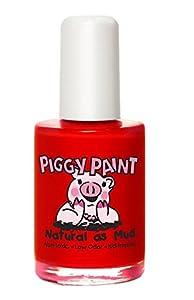 Piggy Paint Non-toxic Girls Nail Polish - Natural No Chemicals - Sometimes Sweet