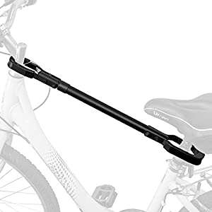 BV Bike Rack Adjustable Adapter Bar & Frame Cross-Bar TubeTop Adaptor