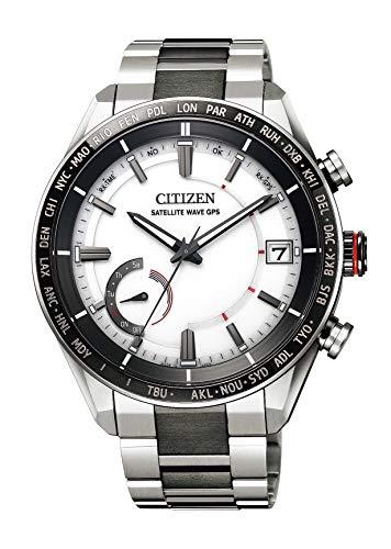 Citizen Atessa Eco Drive GPS Satellite Radio Watch F 150 Direct Flight ACT Line CC3085-51A Men's Multicolour