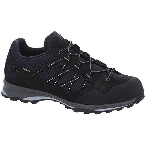 Hanwag Men's Hiking Boots Black Black kXqc0