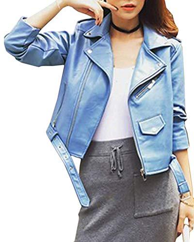 taille fermeture couleur bleu pour large dessus avec vêtements éclair femmes Zhrui Lightning de X qRxHP1aY