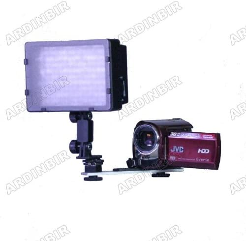 MG365 MG670 MG730 MG360 MG21 D250 MG230 MG680 MG155 D370 MG255 Video LED Light Lite for JVC EVERIO GZ-MG750 D347US MG630 DA30US MG130 D770 MG555 MG20 MG330