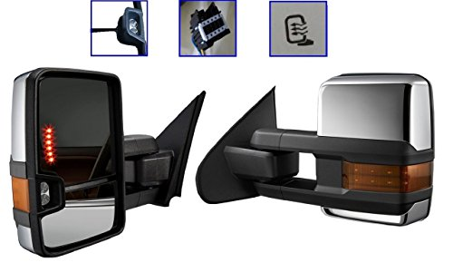 07 chevy 1500 tow mirrors - 3