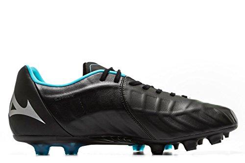 Mizuno , Herren Fußballschuhe schwarz schwarz Silber