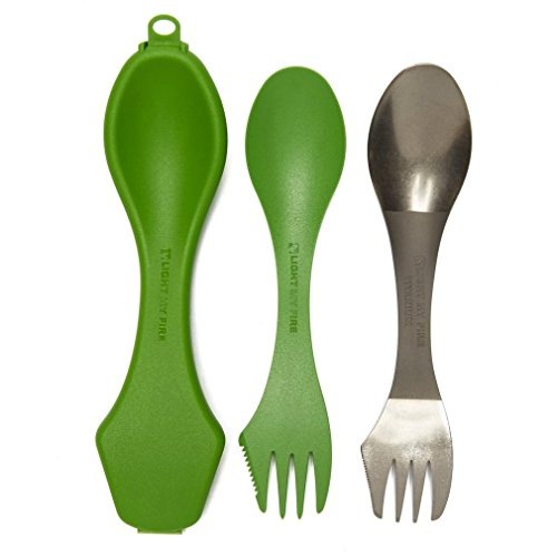 Light Fire Ultimate Spork Kit