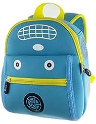 Qrose Preschool Little Kid Backpack Neoprene Animal
