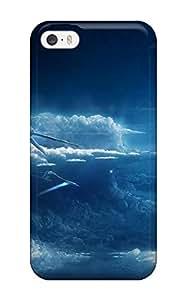 Unique Design Iphone 5/5s Durable Tpu Case Cover Erik Schumacher