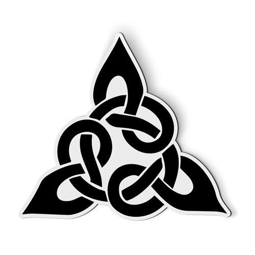 (AK Wall Art Celtic Knot Trinity - Magnet - Car Fridge Locker - Select Size)