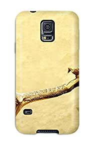 For Galaxy Snake Protective Case Cover Skin Galaxy S5 Case Cover