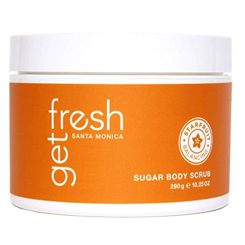 (Get Fresh - Starfruit Sugar Body Scrub)