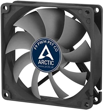 ARCTIC F9 PWM PST CO – 99 mm Ventilador de Caja para CPU con PWM ...