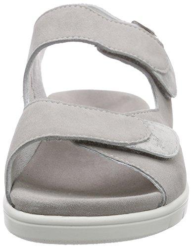 Sandali 770 Grigio grigio Dunja Perle Donna Semler OqFAUgB